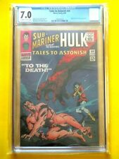Tales to Astonish #80 - CGC 7.0 - Mole Man & Tyrannus Appearances