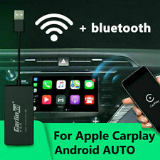 Wireless Carlinkit USB CarPlay Dongle Adapter For IOS Car Auto Navigation Player