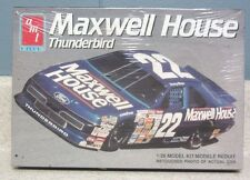 Sealed AMT/ERTL 1991 #22 Sterling Marlin Maxwell House 1:25 Model Kit # 6457