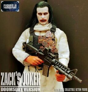 Pre order 1/6 Scale Joker Knightmare FigureLo Doomsday Reveler