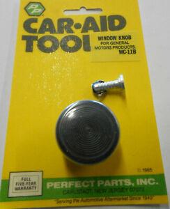 Window Crank Handle Knob(s) for 1971-95 Chevrolet Buick Pontiac Perfect Parts