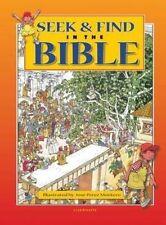 Seek & Find in the Bible, Good, Mortensen, Carl Anker, Book