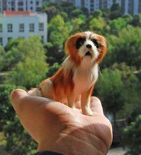 Little ST BERNARD Sitting Dog Puppy Learning Resources Miniature Plush Stuffed