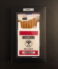 Authentic Jeremy Scott Moschino Fashion Kills Cigarette iPhone 6/6s Case