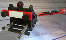 Proses BF-HO-02 Buffer Stop DC/DCC With Light Wired Hornby R610 HO/OO 1:76