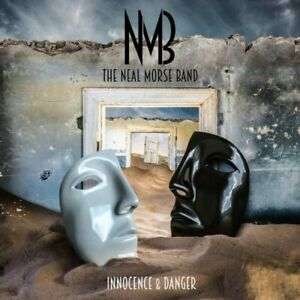 """NEAL MORSE """"NMB: Innocence & Danger"""" SEALED LIMITED EDITION 2 CD + DVD 2021"""