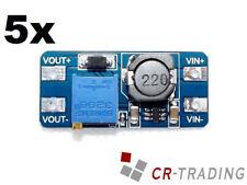 5x MT3608   max 2A   DC-DC Step-Up Spannungs Wandler Aufwärts Arduino Raspberry
