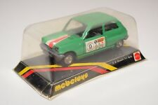 > MEBETOYS A-94 A94 A 94 RENAULT R 5 R5 RALLY GREEN MINT BOXED