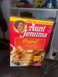 Aunt Jamima Pancake Mix (Never Opened) *Not sold anywhere