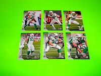 6 SASKATCHEWAN ROUGHRIDERS UPPER DECK CFL FOOTBALL CARDS 65 70 71 72 75 76 #-4