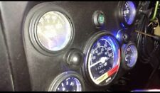 HUMVEE Dash lights - BLUE - BRIGHTEST   humvee bulbs, 24V M998 replacement