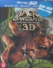 JACK THE GIANT SLAYER  -  3D - BLU-RAY - 3D+2D (2 DISC COMBIPACK)