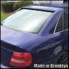 StanceNride Rear Roof Spoiler Window Wing (Fits: Audi A4 1994-01 4dr b5 type 8D)
