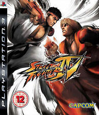 Sony PlayStation 3 12+ Rated Fighting Video Games