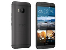 """Gris Débloqué Téléphone 5"""" HTC One M9 3G 4G LTE 32GB 20.0MP Android NFC GPS"""