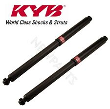 For Pair Set of 2 Rear Shock Absorbers KYB Excel-G 344396 for Ford Jeep Mazda