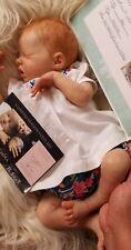 "EMMA Reborn Doll By Natalie Scholl ~ Baby Girl 19"" Prototype Artist - COA 80/200"