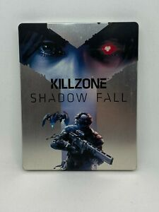 Killzone Shadow Fall Limited Edition Steelbook - Sony PS4 Playstation 4 - FREE D