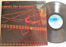 RAMSEY LEWIS TRIO Hang On Ramsey! LP CADET LPS 761 Orig US 1965 Live!L JAZZ FUNK