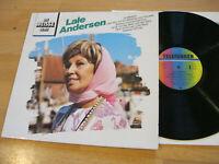 LP Lale Andersen Die Weisse Serie Lili Marleen Vinyl Telefunken 6.25237 AF