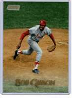 Bob Gibson 2019 Topps Stadium Club 5x7 Gold #266 /10 Cardinals
