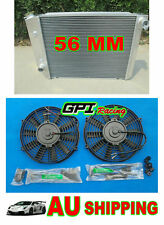 radiator FORD FALCON XA/XB/XC/XD/XE FAIRMONT CLEVELAND 302/351 V8 AT 72-84 +FAN