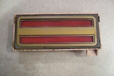 1973-74 FORD LTD GALAXIE LH REAR MARKER LIGHT ASSEMBLY D3AB-15A465-AA 15A467-AW