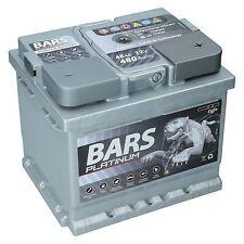 Autobatterie BARS PLATINUM 12V 48Ah Starterbatterie WARTUNGSFREI TOP ANGEBOT NEU