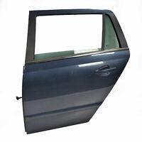 Opel Astra H Caravan Tür hinten links 4XU blau