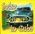 CD album format single: la Banda de La Havana: salsa in cuba. 12 titres. adm. D7