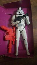 """Star Wars - 12"""" Stormtrooper Room Alarm with Laser Target Game"""