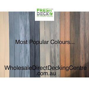 Wholesale Direct Composite Decking Centre DeckingCentre.com.au Australian Wide!