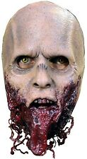 adulti WALKING DEAD jawless Walker con COSPLAY COSTUME VESTITO maschera