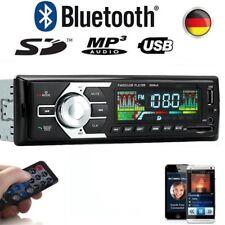 Autoradio Mit Bluetooth Freisprech-einrichtung USB SD AUX MP3 4 laut 1DIN OHNE