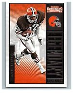 2016 CONTENDERS LEGENDARY CONTENDERS #7  OZZIE NEWSOME  BROWNS