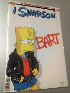 I Simpson n. 19 + poster ed Macchia Nera Bongo comics in italiano Matt Groening