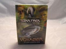 STAR TREK CCG VOYAGER SEALED STARTER DECK