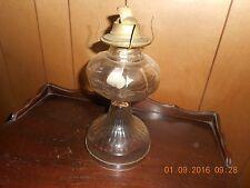 Vintage Coal Oil Lamp, 10 1/2 Inch