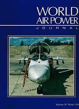 World Air Power Journal vol.39 softback (F-2, Su-24 Fencer, Lynx) - New Copy