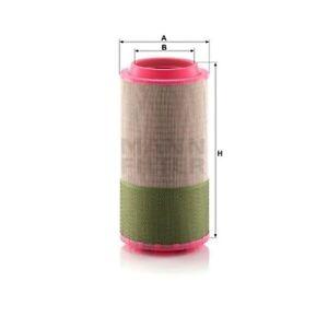 1 Filtre à air MANN-FILTER C 24 820 NLG Piclon convient à IVECO VOLVO
