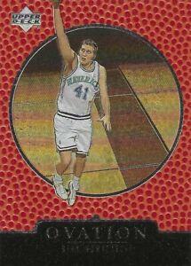 "dirk nowitzki 1998-99 upper deck ovation rookie card #79 ""mint"""