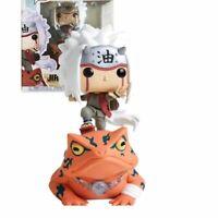 Funko Pop Rides Anime NARUTO SHIPPUDEN JIRAIYA ON TOAD PVC Action Figure Toy