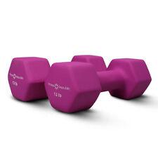Fitness Republic Neoprene Dumbbells 13 lbs Set (Neoprene Weights)