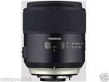 (NEW other) TAMRON SP 45mm F1.8 Di VC USD F013 (45 mm F/1.8) Lens Canon*Offer