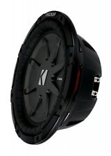 KICKER COMP rt102 - 25cm SUBWOOFER 2x2ohm WOOFER 250mm AUTO BASS FLAT SUB CWRT