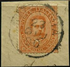 Italy 1879 stamps definitive USED Sas 39 CV < $5.00 180420090