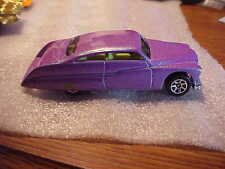 Hot Wheels Mint Loose Purple Passion with 7 Spoke Wheels