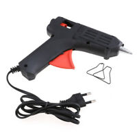 40W Pro Hot Melt Glue Gun Heater Trigger Electric Heating Repair Tool  ABJMDE