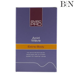 Avec Pro Acid Wave Extra Body (Worth £19.99) Genuine Product