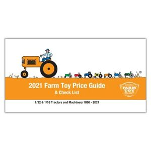2021 Dick's Farm Toy Price Guide & Check List By National Farm Toy Museum